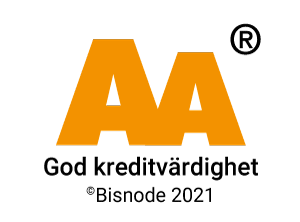 AA God kreditvärdighet