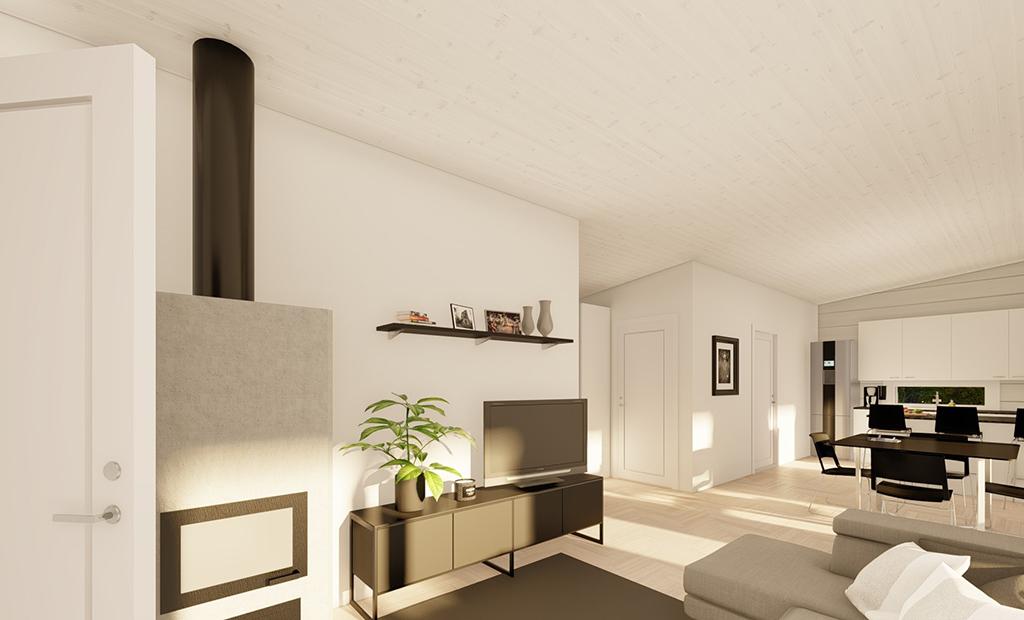 Laitasaari livingroom