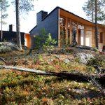 Villa Valtanen from the outside